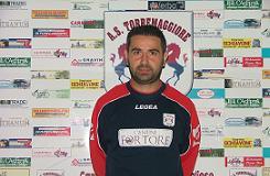 Emilio Sodano, capitano dell' AS Torremaggiore