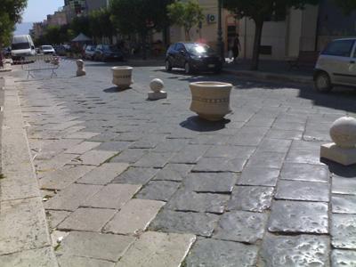 Nuova vista di Corso Matteotti