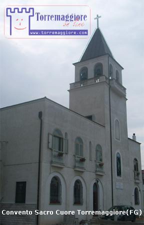 Convento Sacro Cuore di Torremaggiore (Fg)