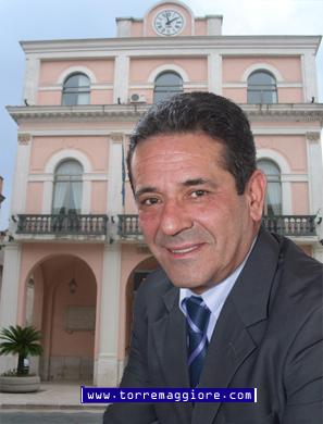 Il Sindaco di Torremaggiore Vincenzo Ciancio