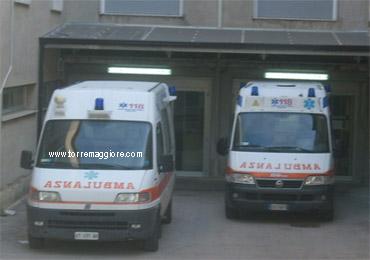 ambulanze pronto soccorso torremaggiore