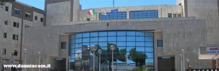 """Presidio Ospedalierio """"Teresa Masselli Mascia"""" San Severo (FG)"""