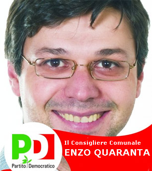 ENZO QUARANTA PD TORREMAGGIORE