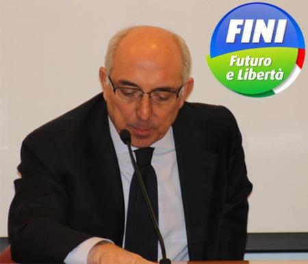 on. Pasquale Viespoli (Futuro e Libertà) a Torremaggiore (FG)