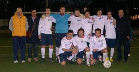 Squadra Calcio Oratorio ANSPI Spirito Santo Torremaggiore (Fg) 2011