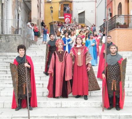 Corteo Storico di Fiorentino e Federico II - Torremaggiore (Fg) - ITALY